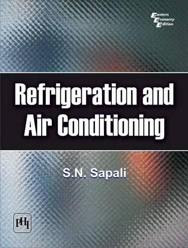 9788120333604: Refrigeration and Airconditioning