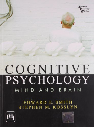 9788120333727: Cognitive Psychology: Mind and Brain