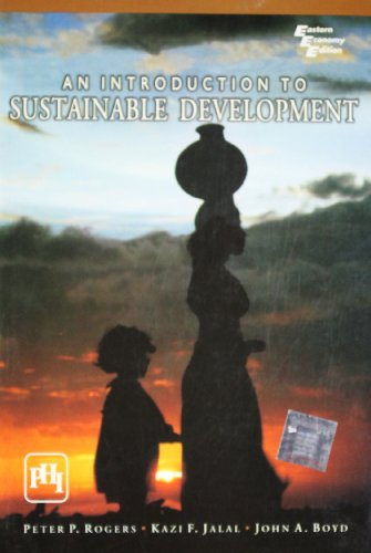 9788120334076: An Introduction to Sustainable Development