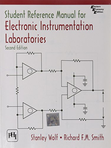 9788120334144 student reference manual for electronic rh abebooks com student reference manual for electronic instrumentation laboratories pdf Reference Manual Clip Art