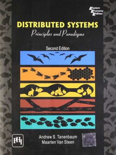 9788120334984: Distributed Systems Principles & Paradigms
