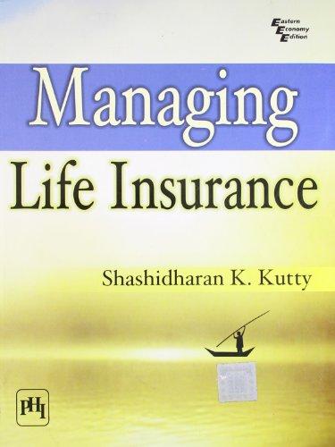 9788120335318: Managing Life Insurance