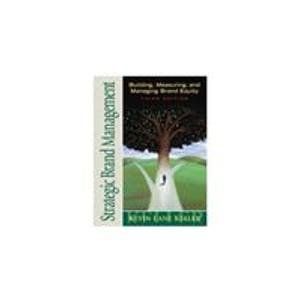 9788120335400: Strategic Brand Management (3rd Edition)