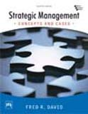 Strategic Management: Concepts and Cases, Twelth Edition: Fred R. David