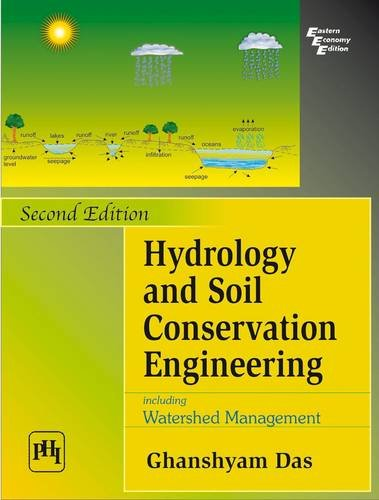 Hydrology and Soil Conservation Engineering: Including Watershed: Ghanshyam, Das
