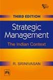 9788120335998: Strategic Management: The Indian Context