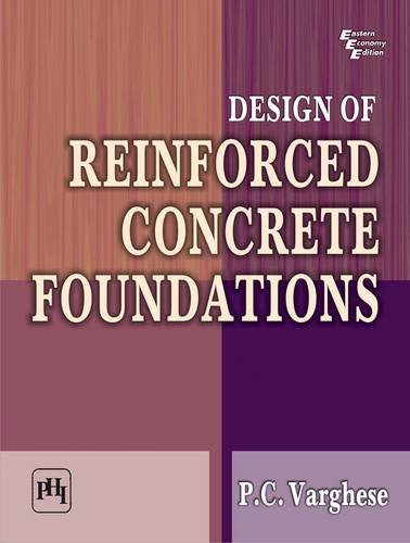 9788120336155: Design of Reinforced Concrete Foundations
