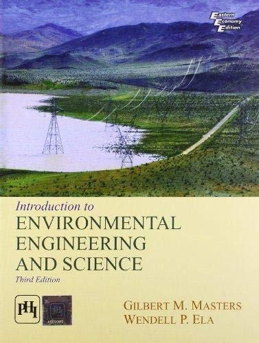 Introduction to Environmental Engineering: Masters
