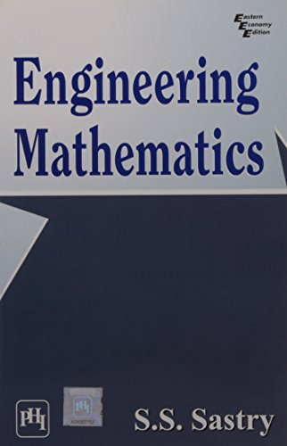 Engineering Mathematics for WBUT: S.S. Sastry