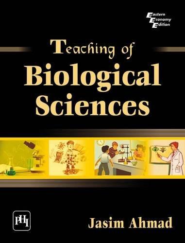 Teaching of Biological Sciences (Paperback): Jasim Ahmad