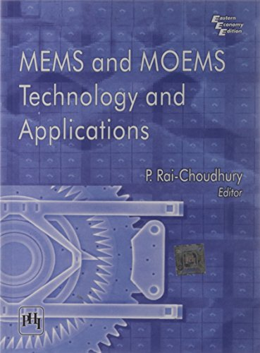 MEMS and MOEMS Technology and Applications: Prosenjit Rai Choudhury