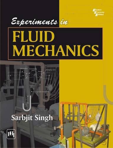 Experiments In Fluid Mechanics: Sarbjit Singh