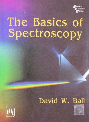 9788120337718: The Basics Of Spectroscopy