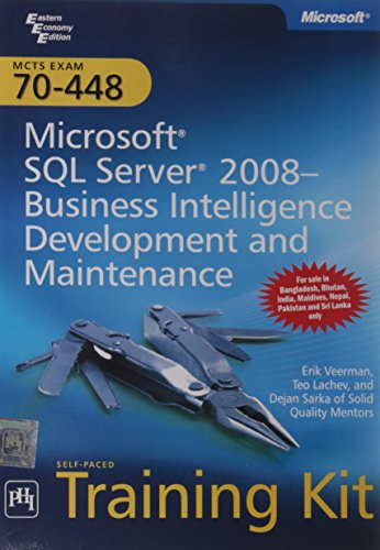 MCTS Self-Paced Training Kit Exam 70-448 Microsoft SQL Server 2008 Business Intelligence ...