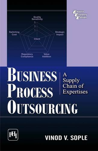 BUSINESS PROCESS OUTSOURCING : THE SUPPLY CHAIN