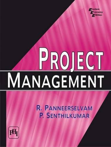 Project Management: P. Senthilkumar,R. Panneerselvam
