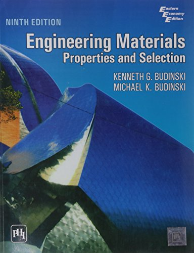 9788120338340: Engineering Materials Properties and Selection 9th Edition