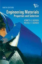 Engineering Materials: Properties and Selection 9th Economy Edition (8120338340) by Budinski & Budinski
