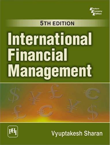 9788120338647: International Financial Management