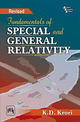 Fundamentals of Special & General Relativity: Krori, K. D.