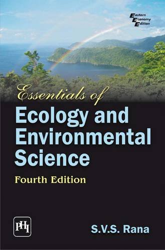 Essentials of ecology and environmental science by svs rana phi essentials of ecology and environmental science svs rana fandeluxe Image collections