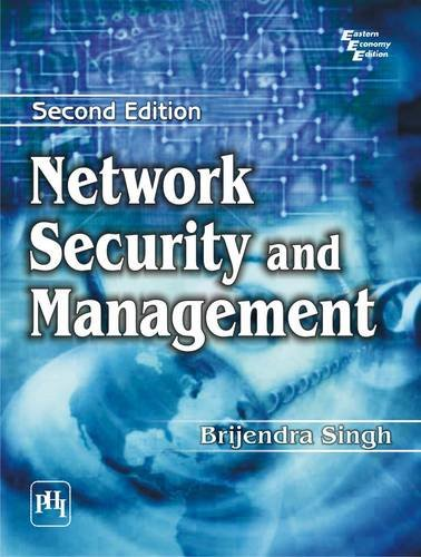 Network Security and Management (Paperback): Brijendra Singh