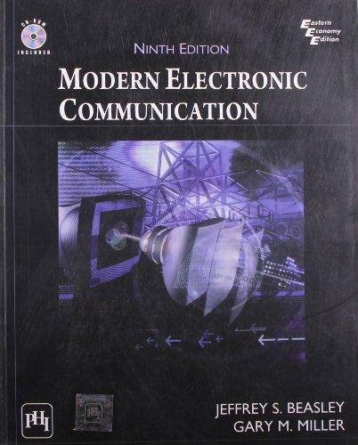 9788120340046: Modern Electronic Communication