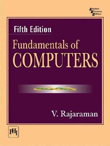 Fundamentals of Computers 9788120340114 Fundamentals of computers-b> lucidly presents how a computer system functions, besides teaching basics of programming. Both hardware and software aspects of computers are covered. The book begins with how numeric and character data are represented in a computer, how various input and output units function, how different types of memory units are organized and how data is processed by the processor. The interconnection and communication between the i/o units memory and processor is explained clearly and concisely. Software concepts such as programming languages, operating systems and communication protocols are discussed. With growing use of wireless to access computer networks both cellular wireless communication and wifi (wireless high fidelity) and wimax have become important. Thus it has now become part of -fundamental knowledge- and has been included. Besides this, use of computers in multimedia processing has become common place and hence is discussed. With the increase in speed of networks and consequently the internet new computing environments such as peer to peer, grid, cloud and utility computing have emerged and will change the future of computing. Hence a new chapter on this topic has been included in this edition.