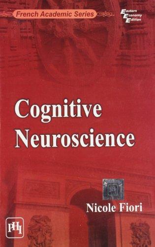 9788120340374: Cognitive Neurosciences