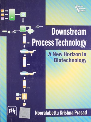 9788120340404: Downstream Process Technology a New Horizon in Biotechnology