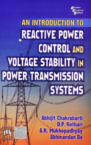 AN INTRO. TO REACTIVE POWER CONTROL &: CHAKRABARTI, et al.