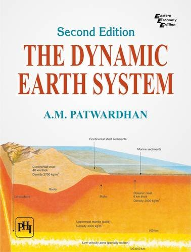 9788120340527: The Dynamic Earth System