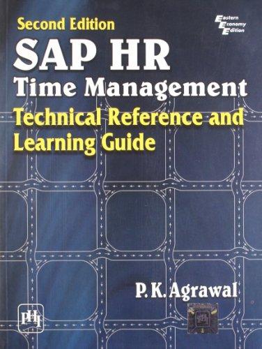SAP HR TIME MANAGEMENT: P.K. Agrawal