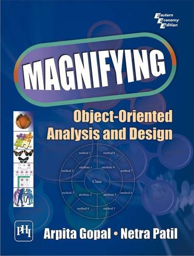 Magnifying Object Oriented Analysis And Design: Gopal Arpita and Netra Patil