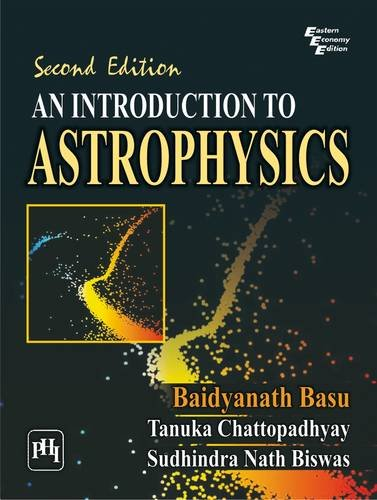 9788120340718: An Introduction to Astrophysics