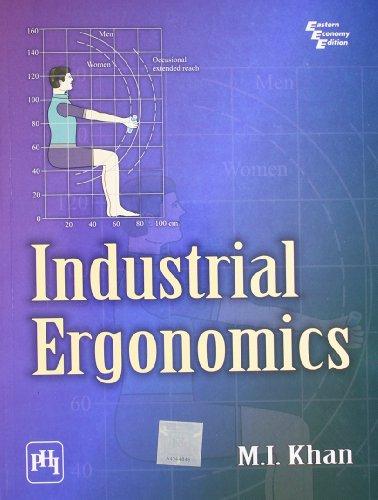 Industrial Ergonomics: M.I. Khan