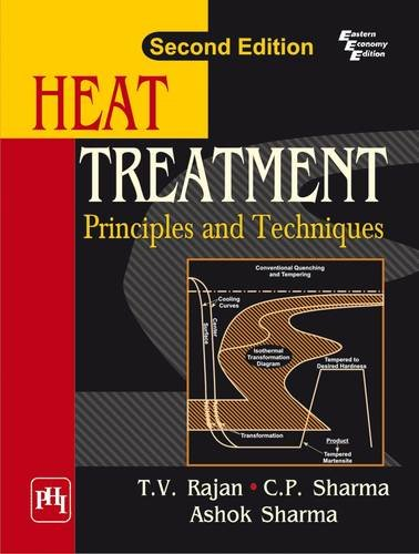 HEAT TREATMENT: PRINCIPLES & TECHNIQUES, 2/ED.: RAJAN