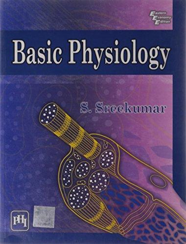 Basic Physiology: S. Sreekumar