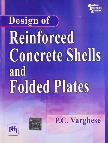 9788120341111: Design of Reinforced Concrete Shells and Folded Plates