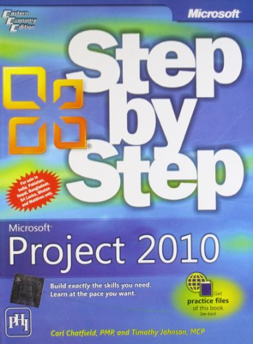 Microsoft® Project 2010 Step by Step: Chatfield,Johnson