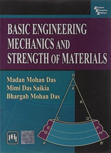 Basic Engineering Mechanics And Strength Of Materials: Madan Mohan Das,