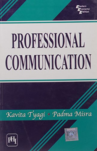 Professional Communication: Kavita Tyagi and