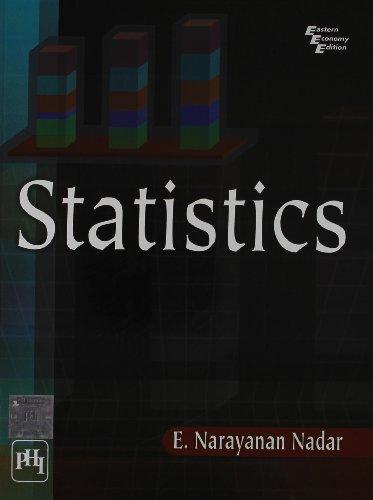 Statistics: E. Narayanan Nadar