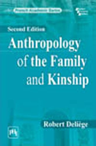 9788120342316: Anthropology of the Family and Kinship