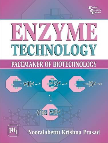 Enzyme Technology: Pacemaker Of Biotechnology: Prasad