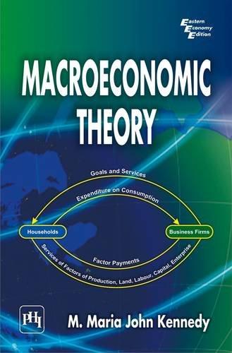 Macroeconomics Theory - Kennedy: Kennedy M. Maria