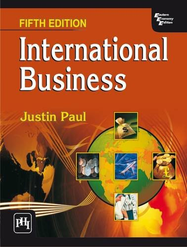 9788120342729: International Business