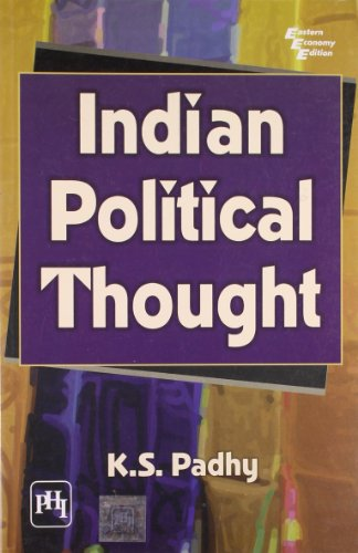 Indian Political Thought: K.S. Padhy