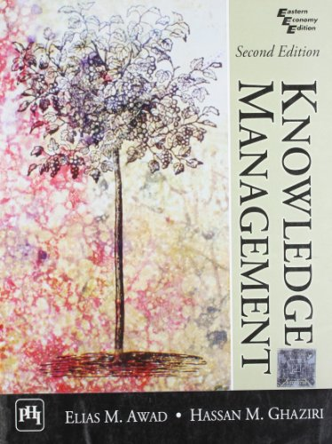 Knowledge Management (Second Edition): Elias M. Awad,Hassan