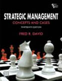 9788120343382: Strategic Management : Concepts & Cases (13th Edition)